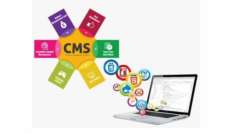 طراحی سایت داینامیک با cms