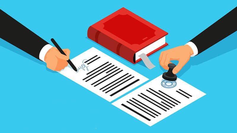 مفاد قرارداد طراحی سایت