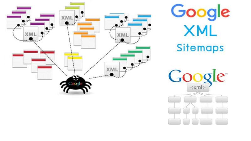 تفاوت سایت مپ xml و html