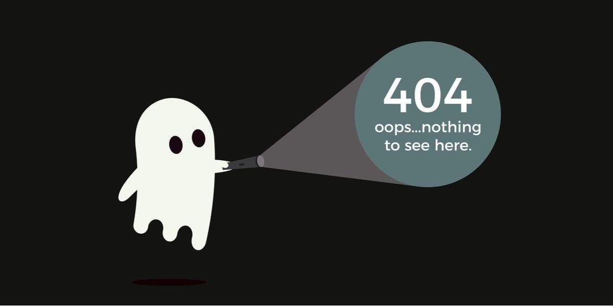 خطای 404 را چگونه برطرف کنیم؟