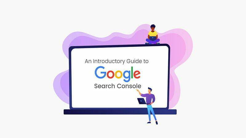 ثبت سرچ کنسول گوگل