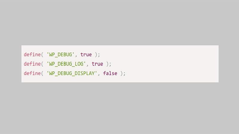 چک کردن لاگهای سرور