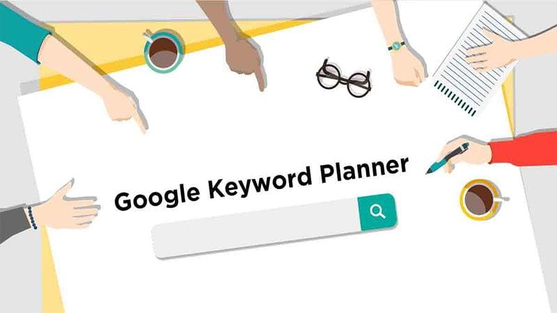 معرفی ابزار google keyword planner