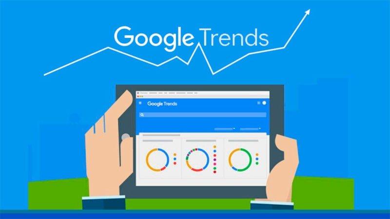 معرفی ابزار google trends