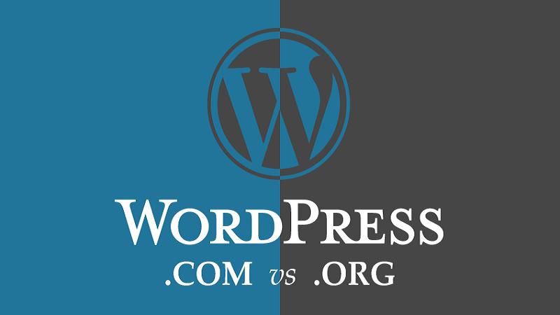مزایای wordpress.com